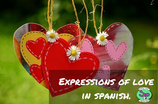 Romance: Expressions and Words of Love in Spanish