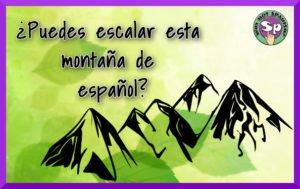 spanish worksheet