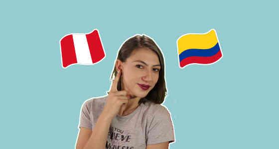 Peruvian Spanish: Everyday words and Slang