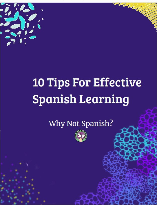 Worksheets and Quizzes Archives - WhyNotSpanish com